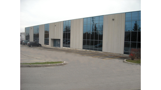warehouse side view