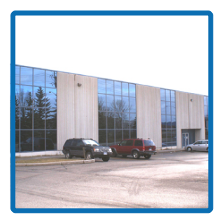 Logistic Distribution Inc building